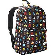 NWT Loungefly Star Wars Multi-Symbol All Over Print Backpack