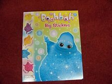 Ladybird. BooBah Big Sticker And Colouring Book.4 pages of stickers. Free post.