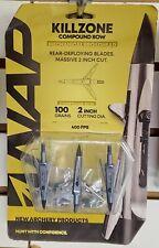 New Archery Products Killzone 100 Grains 2
