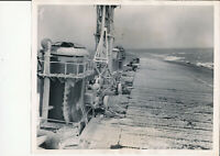 Navy Aircraft aboard Carrier USS Ranger at sea 8x10 WWII WW2 Photo 717 U.S