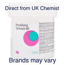 Emulsifying Ointment 500g Treatment for Dry Skin,Eczema,Dermatitis,Psoriasis UK