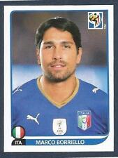 PANINI-SOUTH AFRICA 2010 WORLD CUP- #426-ITALY-MARCO BORRIELLO