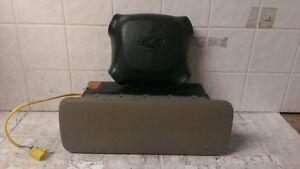 01 02 03 04 05 Chevrolet S10 Air Bag Set Wheel Bag Dash Bag OEM