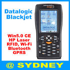 Datalogic BlackJet Wireless PDA Built-in Barcode Scanner/Reader WIFI+Bluetooth