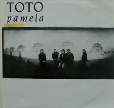 """7"""" 1988 CLASSIC ROCK RARE IN MINT- ! TOTO : Pamela"""