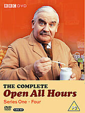 The Complete Open All Hours - Series One-Four [1976],
