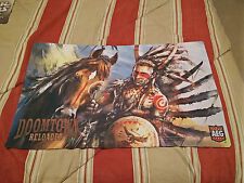 Chief Seven-Eagles playmat Doomtown Reloaded LCG AEG