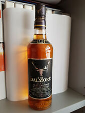 Rare THE DALMORE 12y Single Highland Malt Scotch Whisky 75cl 43% very old