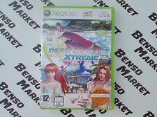 DOA DEAD OR ALIVE XTREME 2 MICROSOFT XBOX 360 PAL ITA ITALIANO COMPLETO PERFETTO