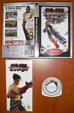 Tekken Dark Resurrection, Namco, PlayStation Portable PSP ¡¡COMPLETO!!