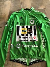 Vuelta Espana Podium Jersey Green Rare Le Coq Sportif Castelli MTN Tour France