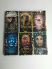 everworld by K A Applegate 7 8 9 10 11 and 12 vintage books printed year 2000