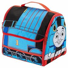 EXPLORING TRAVEL Train CARRY CASE Thomas Tank Engine Wooden Railway NEW IN BOX