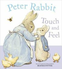 Peter Rabbit Touch and Feel, Potter, Beatrix, Good Book