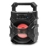 New Technical Pro Portable Rechargeable Compact Bluetooth Speaker with LED's