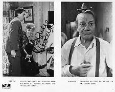 Julie Walters 10x8 black & white signed photo Billy Elliott Harry Potter