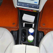 For Tesla Model S 2012-17 Silicone Console Container Box Cup Holder Storage Box