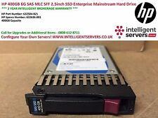 HP 400GB 6G SAS MLC 2.5'' Enterprise Mainstream SSD 632504-B21 632636-001