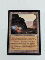 MTG Gemstone Mine Land LP Weatherlight Magic the Gathering Card