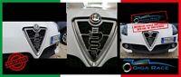 alfa romeo giulietta scudo frontale logo auto griglia anteriore kit tuning