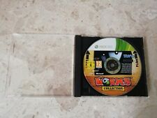 Worms Collection - Xbox 360 - Disc only - Tested and working