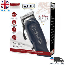 WAHL PROFESSIONAL 5 STAR SENIOR CORDLESS HAIR CLIPPER - Genuine product 850-4830