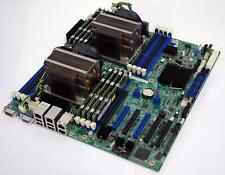 More details for intel server motherboard s2600cp 2 x xeon e5-2660 @ 2.20ghz 64gb ddr3