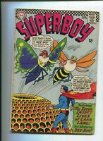 SUPERBOY #127 DC Silver Age Comic 2nd INSECT QUEEN Lana Lang Bee-Boy VG