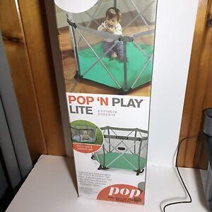 Summer™ Pop 'n Play™ Lite Playard Brand New Sealed Box