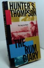 The Rum Diary by Hunter S Thompson - First edition - 1998
