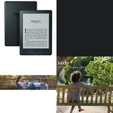 "Amazon Kindle 4GB 6"" Ereader Black 8th Generation 2016 with Offers"
