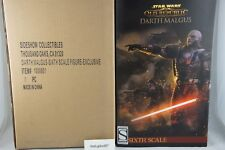 Sideshow Collectibles Star Wars Darth Malgus Exclusive 1/6 Scale not Hot Toys