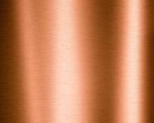 """Copper Sheet Metal, Flat Blank (22 Mil, 16 ounce, .0216"""", 24 gauge) 6"""" x 6"""""""