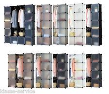 Schrank Regal Steckregal Regalsystem Kleiderschrank Garderobe Badregal - Auswahl