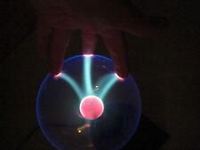 Plasma Kugel Lampe - Blitz Effekt Leuchte - Plasmakugel Plasmalampe