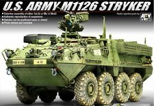 Academy 1/35 Plastic Model Kit U.S Army M1126 Stryker #13284