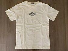 Dior Air Dior Wings Tee Shirt white sz L