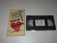 VHS/DURAN DURAN/DANCING ON THE VALENTINE/VIDEO EP/MVT 9900122