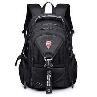 """SWISSGEAR Waterproof Schoolbag Backpack 15.6"""" Laptop Sports Travel Bag Daypack N"""