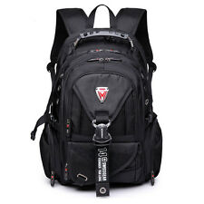 "SWISSGEAR Waterproof Schoolbag Backpack 15.6"" Laptop Sports Travel Bag Daypack N"