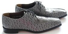 Stacy Adams Mens Grey Dress Formal Wedding Holiday Party Shoes size 11.5 M