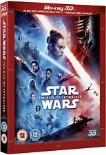 Star Wars Rise of the Skywalker (Blu-ray 2D/3D) BRAND NEW!! PRE-ORDER!!
