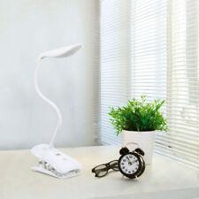 Lampe à pince blancs en plastique pour la maison