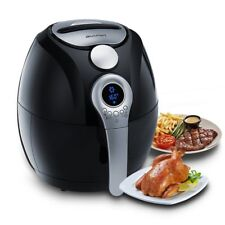 Electric Air Fryer, Blusmart Power Air Frying Technology with Temperature and