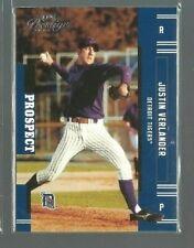 2005 Playoff Prestige #151 Justin Verlander RC (ref 65999)