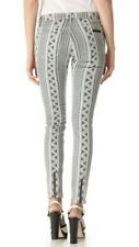 Sass & Bide ZIPPORA To There & Back IKAT PRINT jeans NEW RRP $275 Size 25 7