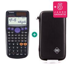 Casio FX 85 DE Plus Taschenrechner + Schutztasche und Garantie