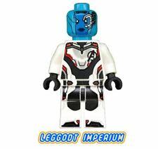 LEGO Minifigure Nebula - White Suit Marvel Avengers Endgame sh574 FREE POST