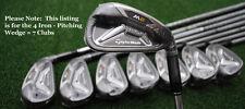 TaylorMade Golf M2 TOUR Iron Set 4-PW (7 Irons) Steel XP 95 S300 Stiff - NEW