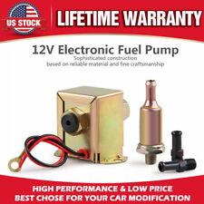 Universal Facet 5/16'' 4-7PSI 12V Electric Gas Petrol Fuel Pump Low Pressure